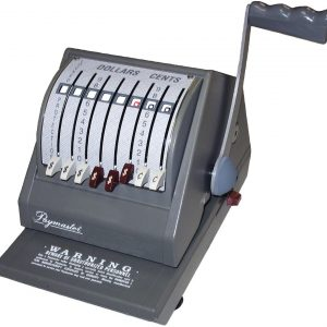 Paymaster Checkwriter machine