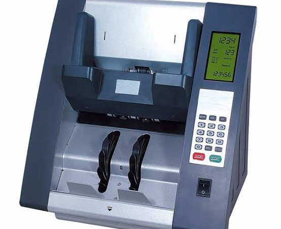 Who invented the Note Counting Machine?