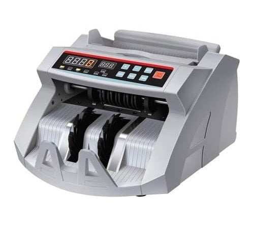 Glory GFB-800 Note Counting Machine in Nigeria